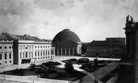 Free Mba Berlin by File Opernplatz Berlin 1880 Jpg Wikimedia Commons