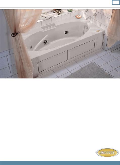 Tub Manual tub 636 user guide manualsonline