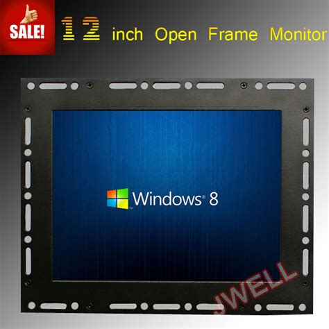 Forsa Led Monitor Touch Screen 12 1 12 inch quality tft led open frame monitor with av vga hdmi touch screen in lcd monitors