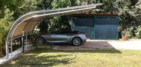 tettoie per auto usate strutture a pensilina per auto