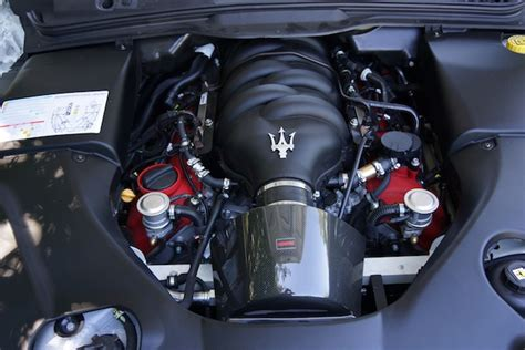 Maserati Supercharger by Supercharged Maserati Granturismo Mc Autofluence