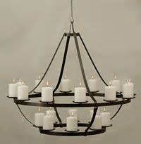 Candle Chandelier Non Electric Non Electric Chandelier Hillsburys Light It Up