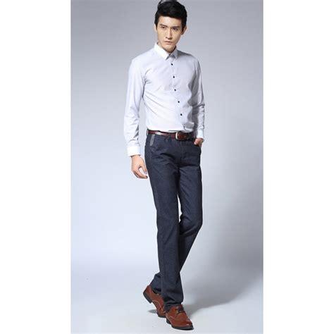 Celana Pendek Korea Pria Casual Garis jual celana kerja pria