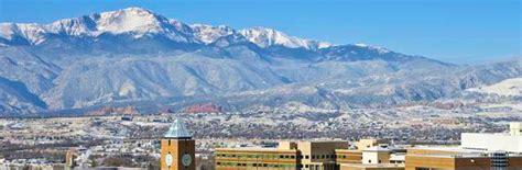 Mba Colorado Springs by Colorado Springs Branch School Of Medicine