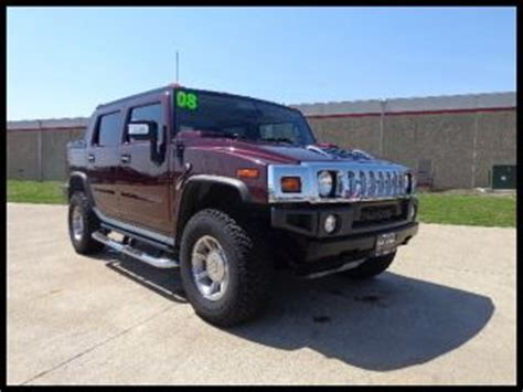 purchase used 2006 hummer h2 4dr wgn 4wd sut power passenger seat air conditioning in morton