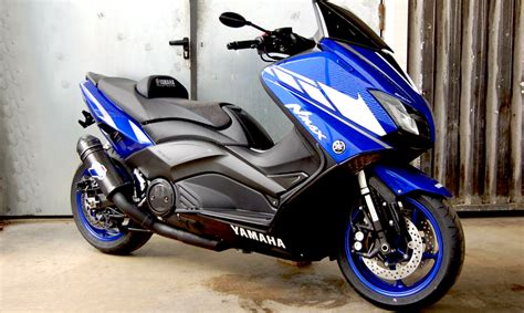 Gambar Motor Nmax by Gambar Modifikasi Motor Yamaha Nmax Terbaru Modifikasi