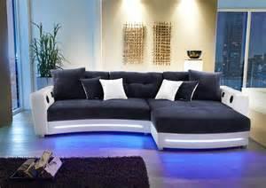 sofa mit led beleuchtung led gro 223 e auswahl und g 252 nstige preise