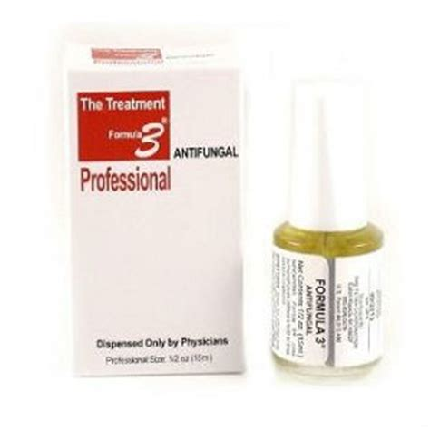 formula 3 antifungal formula 3 antifungal treatment review