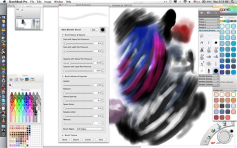 sketchbook pro how to save what software hardware do you need to sketch into a