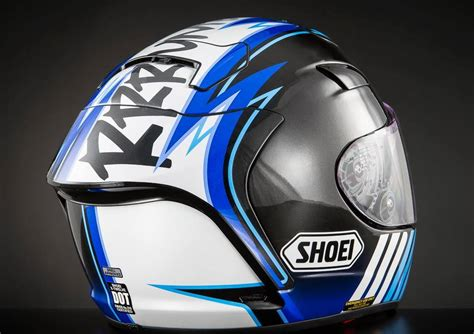 Helm Shoei Marc shoei x spirit ii marc marquez montemelo helm chion helmets
