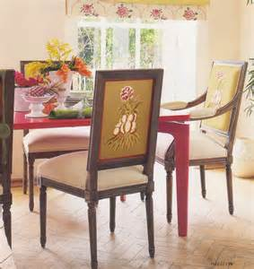 Dining Chair Fabric Upholstery Beautiful Habitat Make A Statement With Upholstery