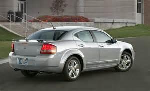 2010 Dodge Avenger Car And Driver