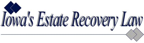 Iowa Code Section by Health Managment Systems Estate Recovery Program