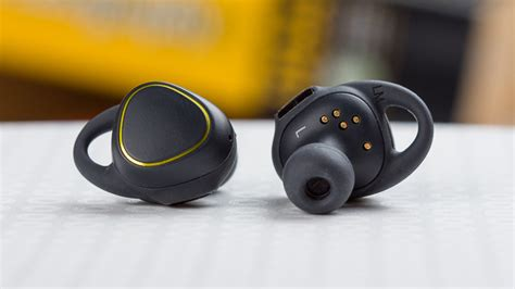 Samsung Wireless Earbuds Samsung Gear Iconx Wireless Earphones Review Phonearena