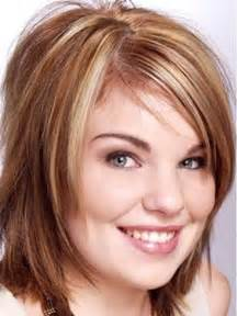 medium hairstyles for narrow faces short haircuts for round faces and thin hair round face
