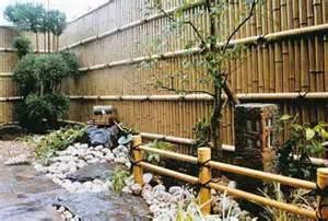 Japanese Garden Trellis Option For Japanese Bamboo Fences Landscaping