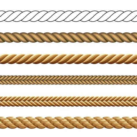 rope pattern brush free download free vector rope freevectors net
