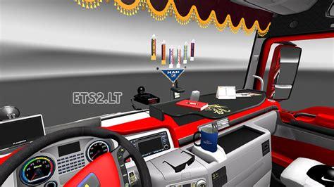 Truck Accessories Interior by Interior Skin Accessories Ets 2 Mods