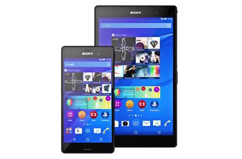 Sony Xperia Z2 Tablet Compact update xperia z2 and some tablets xperia z3 and z3 compact getting lollipop update