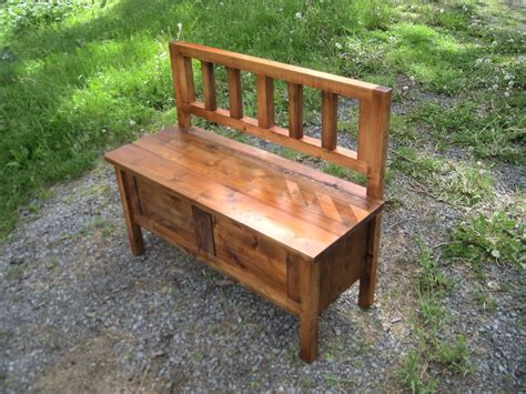 decon bench hand made colonial deacon s bench by sand field furniture