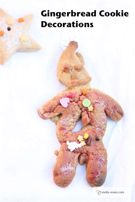 gingerbread decorations gingerbread cookie decorations your children