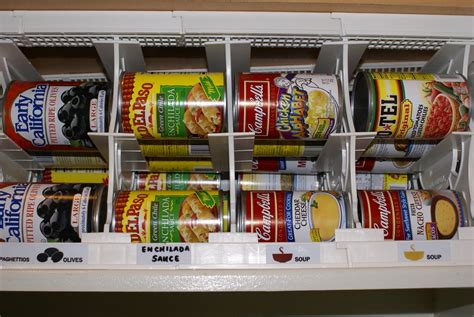 Pantry Organizers For Canned Foods by Can Canned Food Goods Storage Rack Best Pantry Storage Ideas Ask Home Design