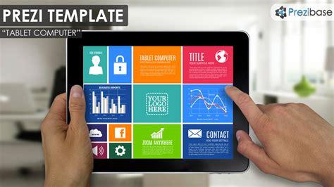 coloring book app template tablet computer prezi template prezibase