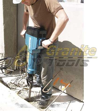 Makita Demolition Breaker Hm 1810 makita 70 lb avt breaker hammer accepts 1 1 8 quot hex bits