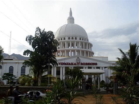 Mba In Vinayaka Mission Salem is vinayaka mission salem blacklisted