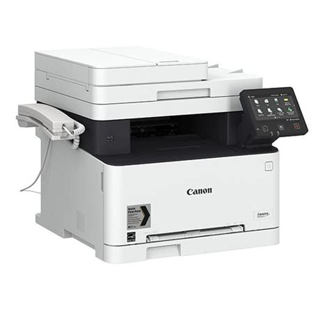 Printer Canon Fotokopi canon i sensys mf635cx a4 colour all in one laser printer printernet printernet