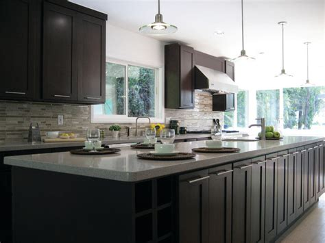contemporary shaker kitchen modern shaker door style by fx cabinetry lines