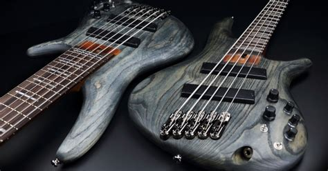 ibanez fanned fret bass from 4 strings to 5 gt recommendations and fanned fret