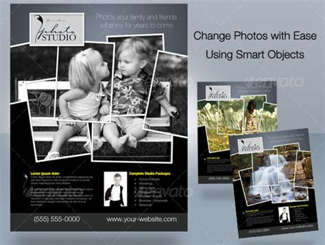 photography brochure template free 25 fantastic exles of flyer design kitaro10