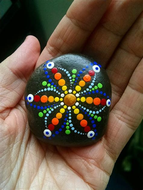 Rok Uniq by Painted Rainbow Flower Mandala Painted