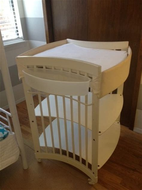 stokke changing table gently used stokke care dressers changing tables available