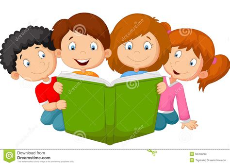 libro a child of books cartoon pictures of children reading books clipart