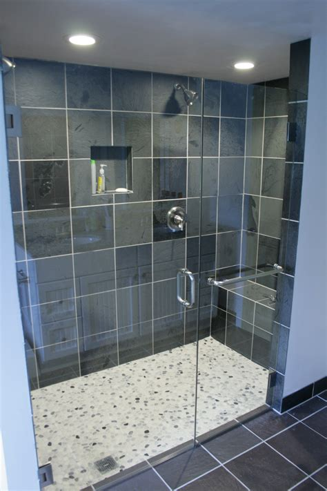 slate tile bathroom designs bathrooms earthshare construction