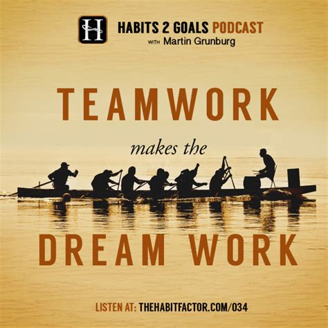 Pdf Works Makes Dreams teamwork makes the work habits 2 goals top
