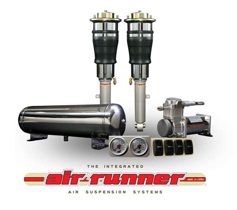 is air ride suspension comfortable system air runner systems