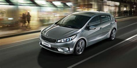 Kia Nz Kia Motors Popular Cerato Gets A Makeover 183 New Suvs