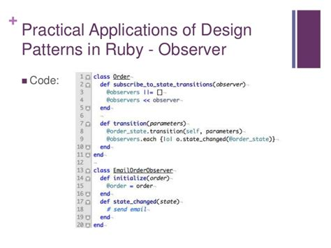 visitor pattern in ruby software design trilogy part ii design patterns for rubyists
