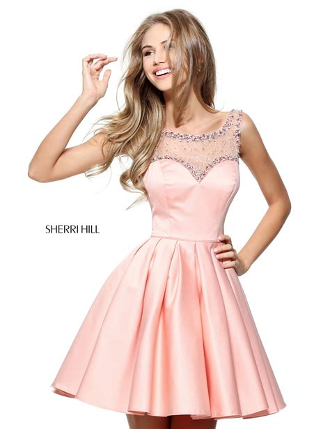 short hair sherri hill sherri hill 50962 prom dress madamebridal com