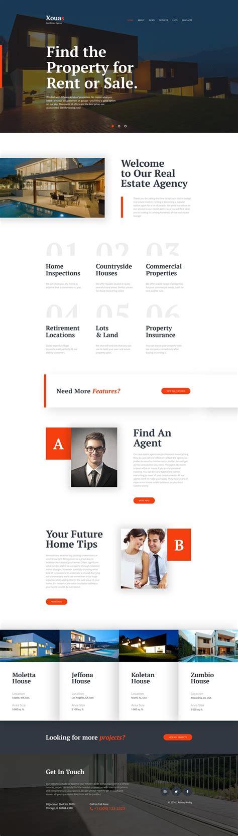 Best 25 Website Template Ideas On Pinterest Html Website Templates Fashion Web Design And Real Estate Development Website Templates