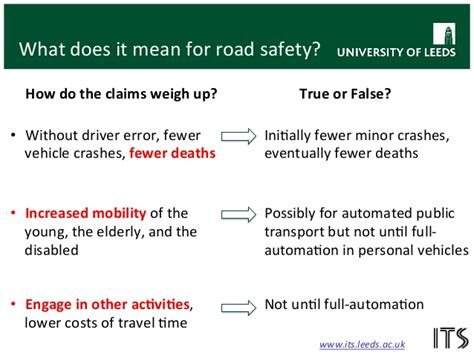human factors and vehicle automation the the bad
