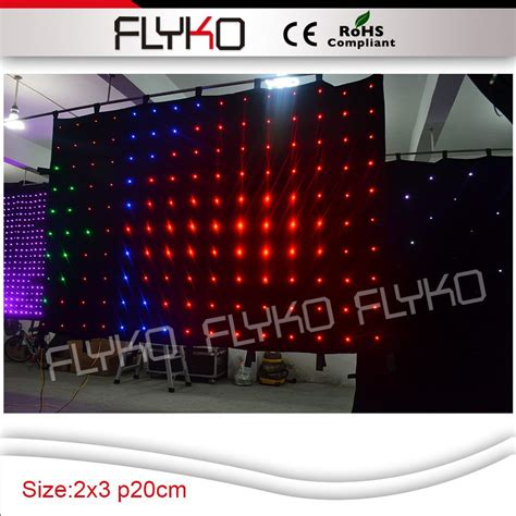 led curtain price compare prices on digital light curtain online shopping