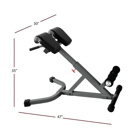 hyperextension bench reviews xmark 45 degree hyperextension bench review
