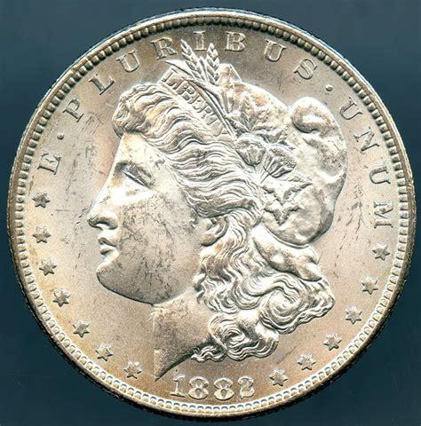 1882 silver dollar cc 1882 cc silver dollar mint state condition ebay