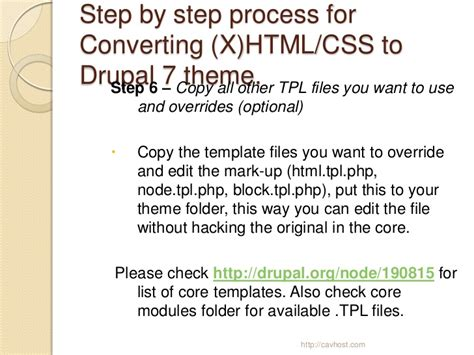 theme override drupal 7 converting x html css template to drupal 7 theme