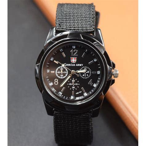 Jam Tangan Swiss Army Professional jam tangan pria gemius army black jakartanotebook