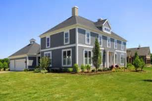 Grey House Paint by How To Use Gray With Your Home S Exterior